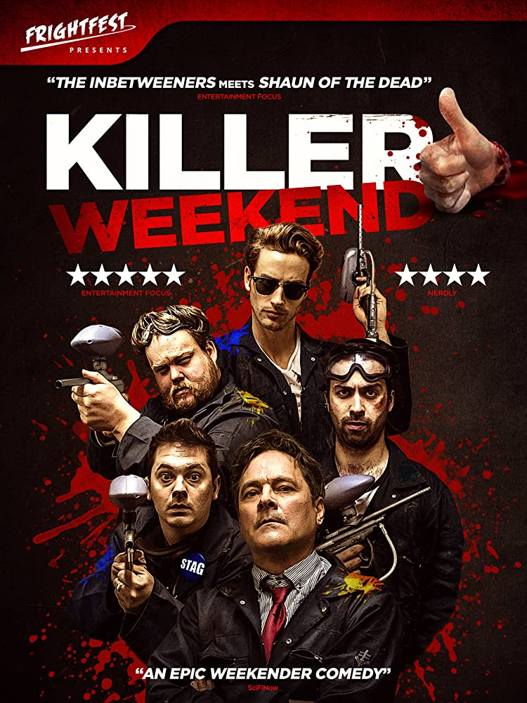 Killer Weekend 2020 English 720p HDRip 800MB | 300MB Download