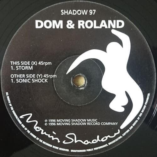 Download Dom & Roland - Storm / Sonic Shock mp3