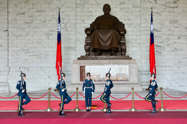 Taipei-Saver-CKS-Memorial-Hall