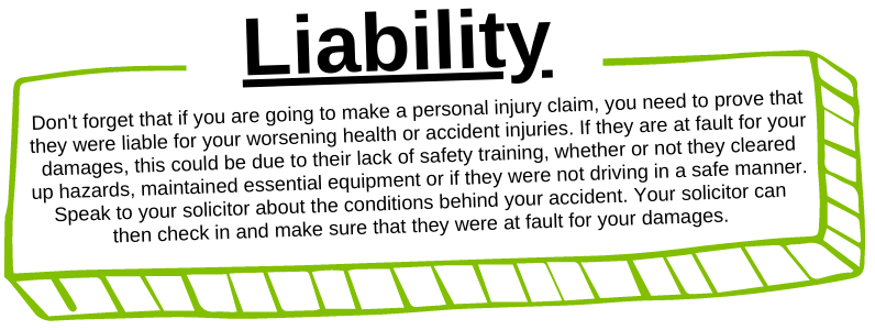 Liability and public accident claims