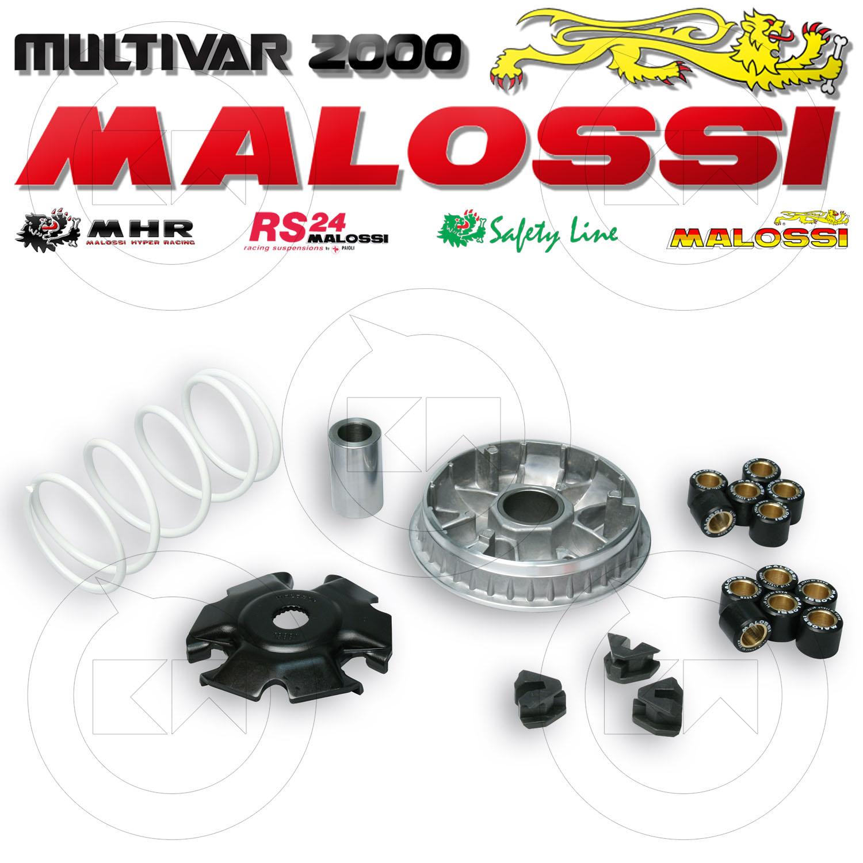MALOSSI 5111885 VARIABLE VESPA GTS 250 ie 4T LC MULTIVAR 2000