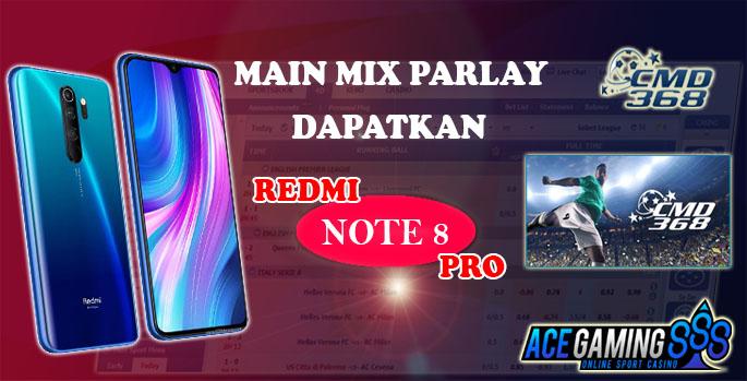 CMD - Mix Parlay