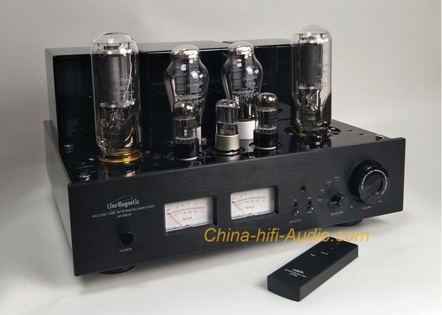 China-Hifi-Audio Rolls Out New Line Magnetic Tube Amplifier Gadgets To The World