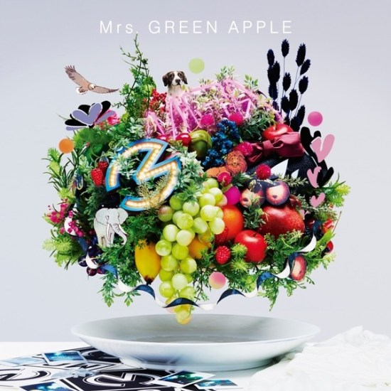 [Single] Mrs. GREEN APPLE – Avoid Note