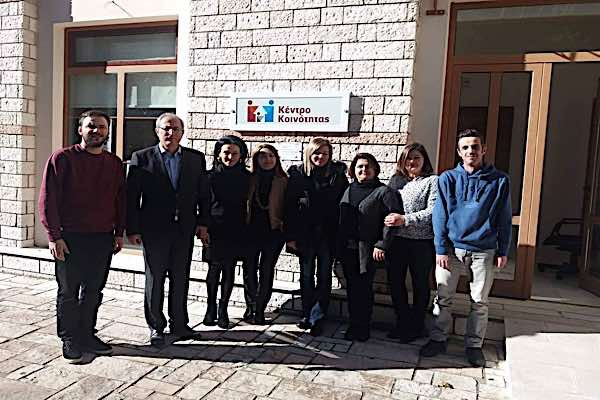 Ένας χρόνος λειτουργίας για τις κοινωνικές δομές του Δήμου Θέρμου
