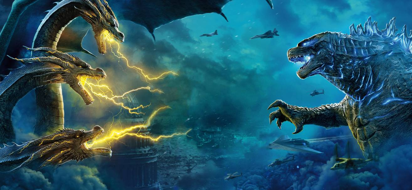 GODZILLA: KING OF THE MONSTERS Box Office Tracking Has The Kaiju Battle Royale Finishing At $400M Worldwide