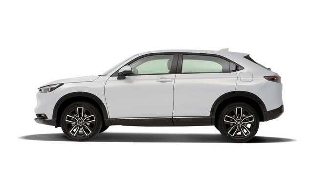 Honda Dévoile Le Nouveau HR-V Hybride 329176-Honda-HR-V-e-HEV-2021