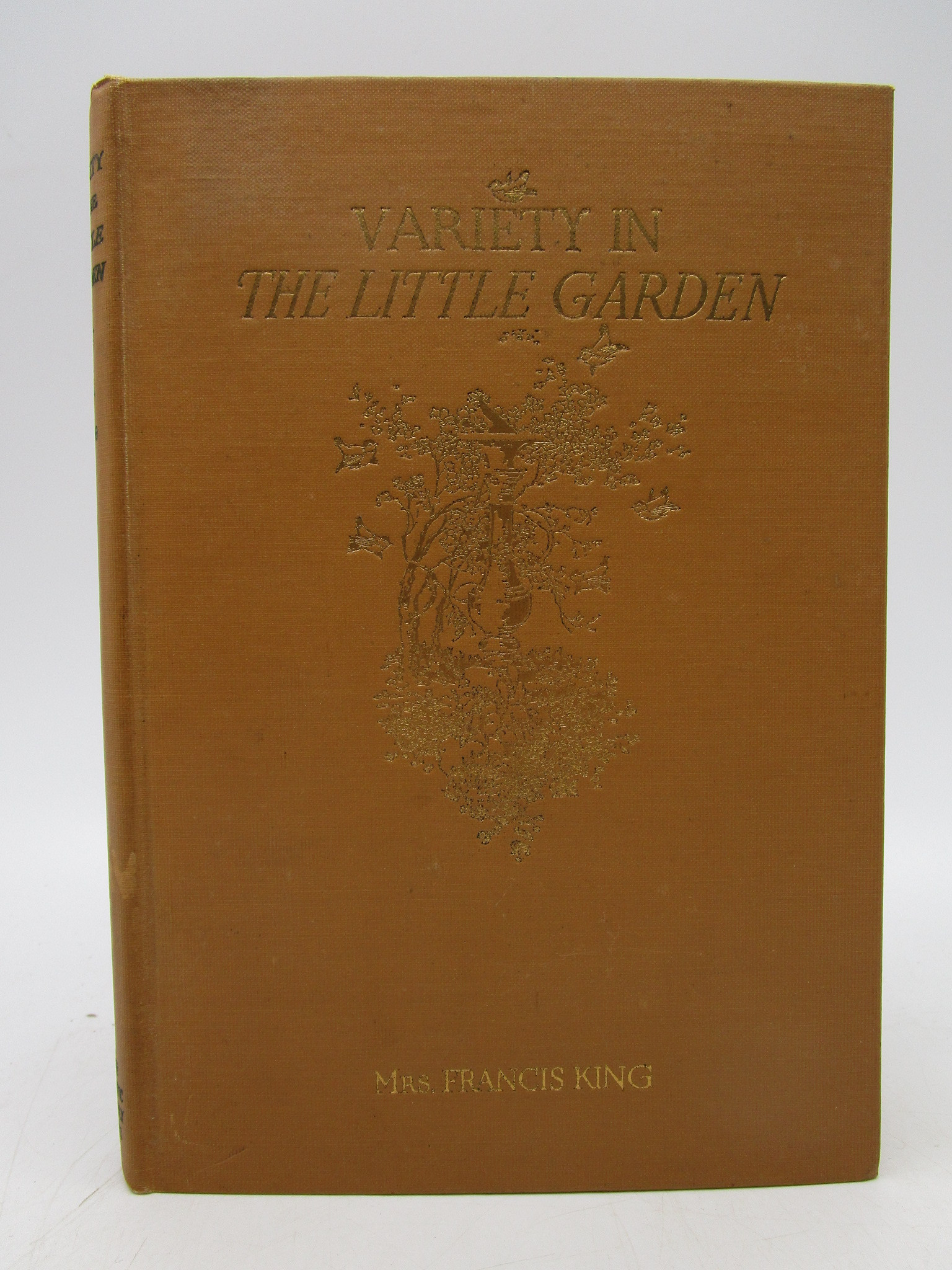 Image for Variety in the Little Garden (First Edition)
