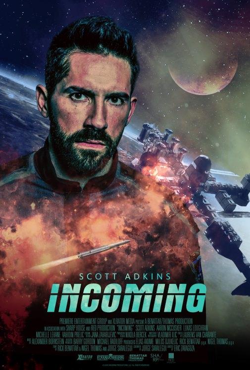 Nadchodzący / Incoming (2018) PL.WEB-DL.x264.DD2.0-FOX / Lektor PL
