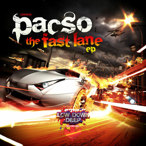 Pacso - The Fast Lane EP 2014