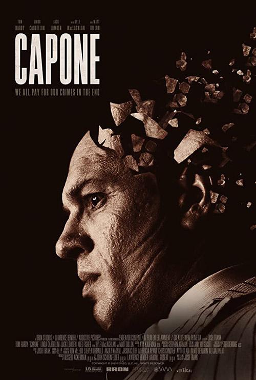 Capone | 2020 | m720p - m1080p | BluRay | Türkçe Altyazılı | Tek Link