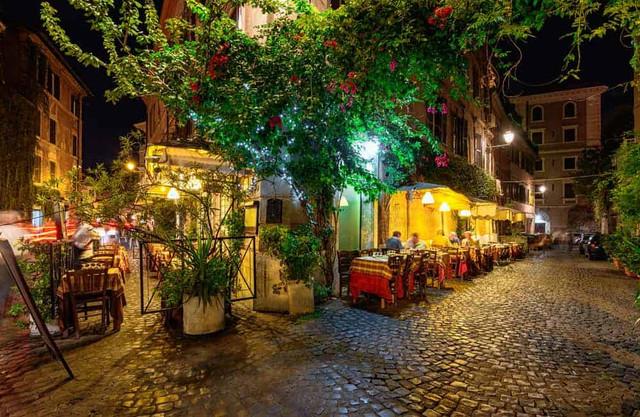 trastevere-rome-Travelmarathon