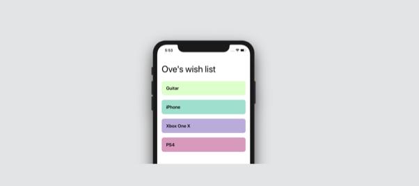 Ove's app