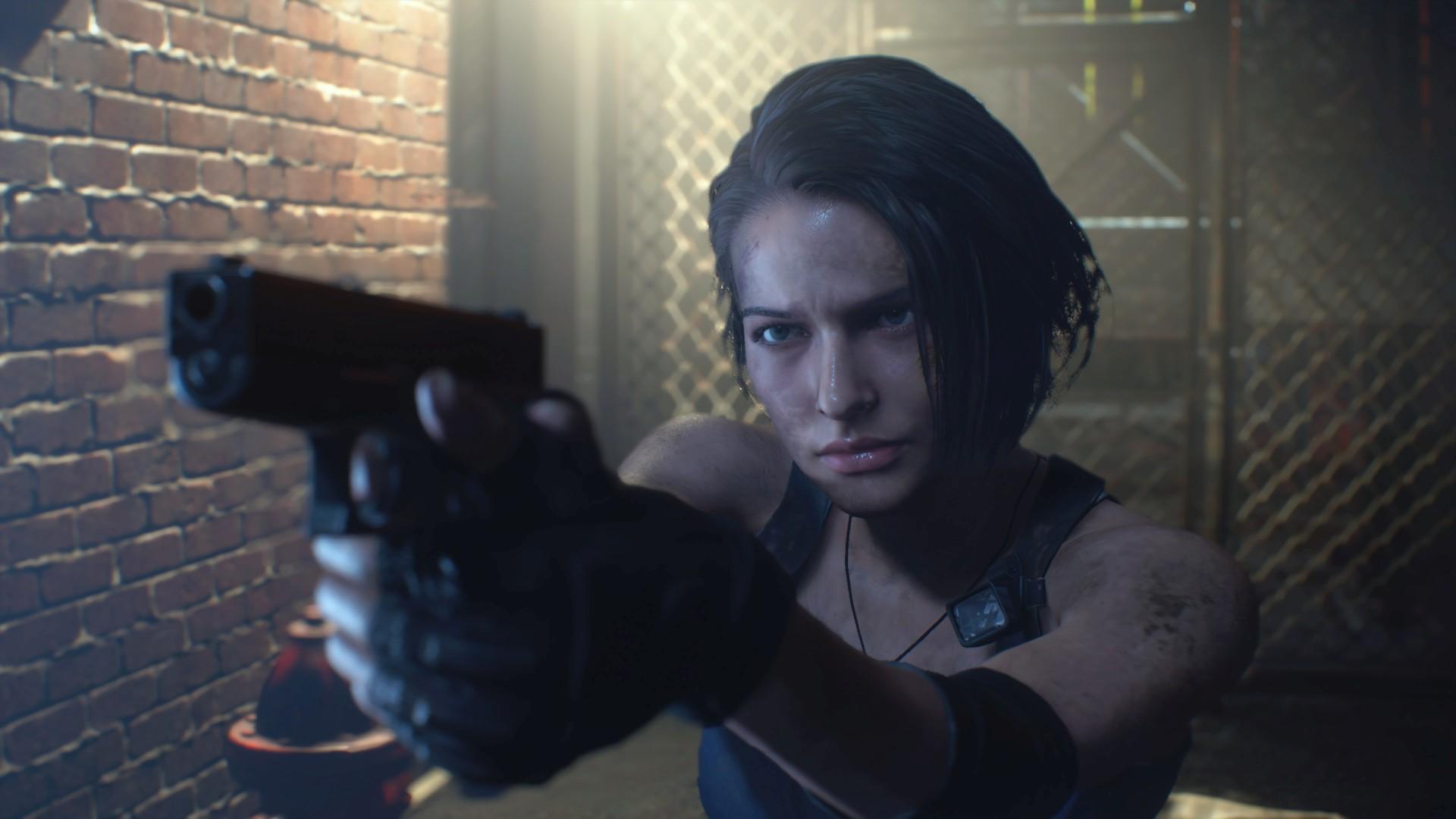 Resident Evil 3: Jill Valentine Trailer - GameVicio