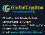 GlobalCryptox screenshot
