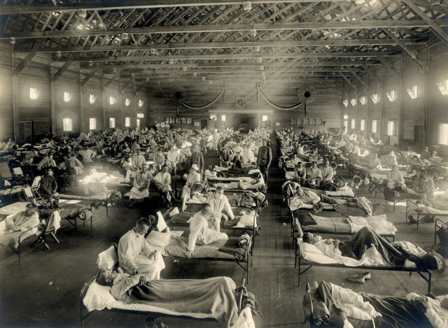 Spanish-Flu-Kansas