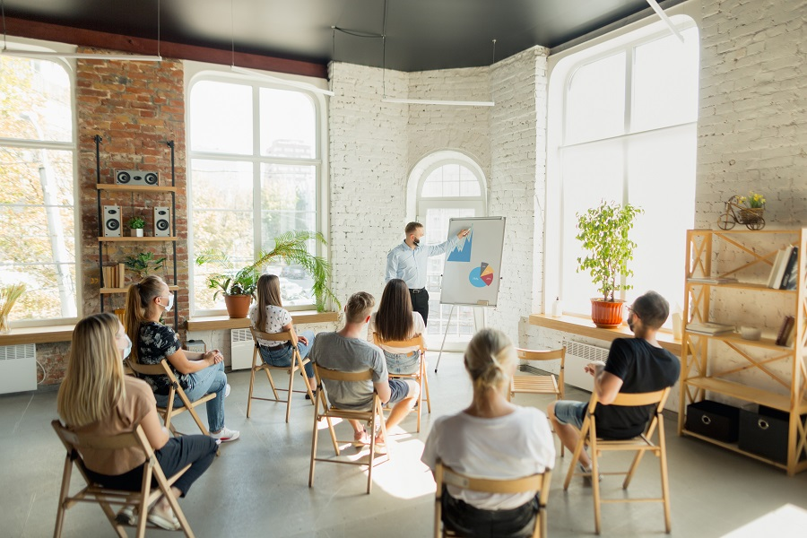 Обучение сотрудников предприятия