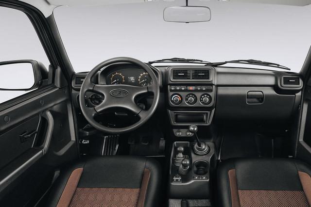 Глобальный рестайлинг Lada Niva – каким предстанет перед нами обновленный внедорожник?