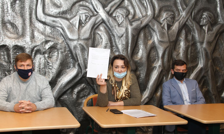 Нарвитяне собирают подписи под требованием вернуть Алексея Евграфова на пост мэра