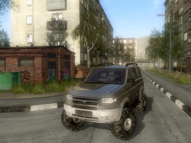 Полный привод. Весь УАЗ. Золотая коллекция (2009) (1C) (RUS) [P]