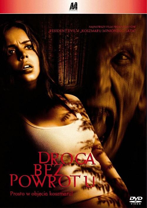 Droga bez powrotu / Wrong Turn (2003) PL. DVDRip.XviD.AC3-legal / LEKTOR PL.