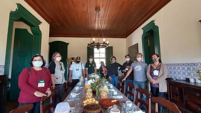 Alunos do Programa Agente de Turismo Rural lançam rotas em Carrancas (MG) - SENAR MINAS