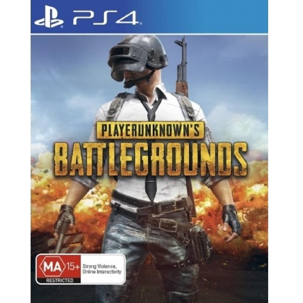 PS4 PUBG Public Unknown's Battle Grounds (Basic) Digital Download
