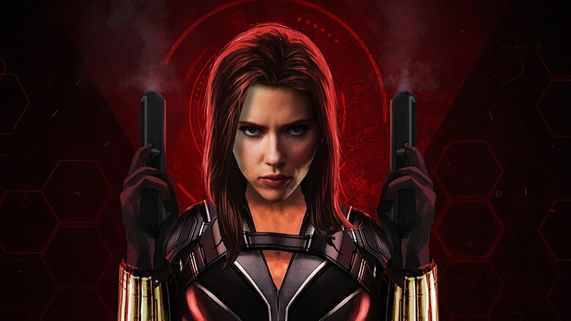 შავი ქვრივი Black Widow