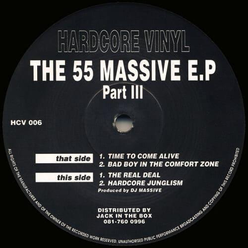 Download DJ Massive - The 55 Massive E.P Part III mp3