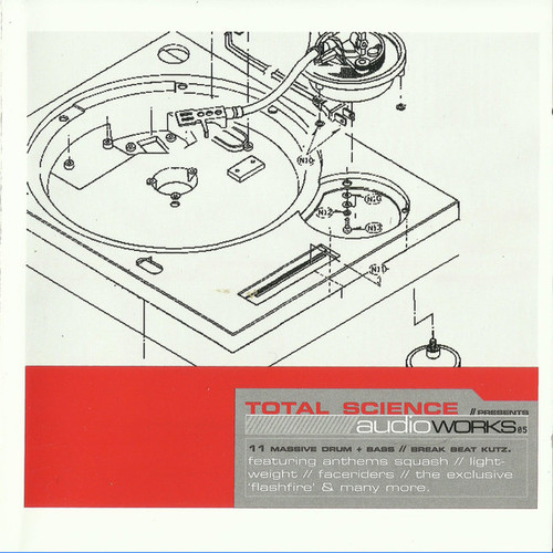 Total Science - Audio Works 05 [LP] 2003