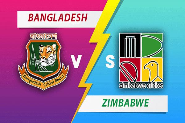 Watch Bangladesh vs Zimbabwe ODI Live Streaming
