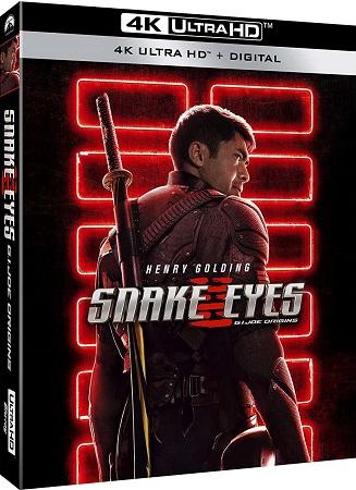 Snake Eyes G.I. Joe - Le origini (2021) .mkv UHD Bluray Untouched 2160p AC3 iTA TrueHD ENG HDR HEVC – DDN