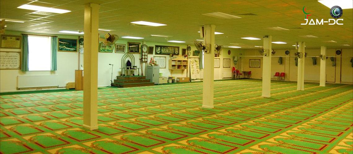 Мечеть Уокинга Часть III