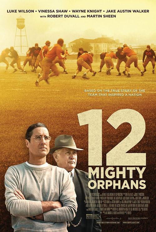 12 Mighty Orphans | 2021 | m720p - m1080p | BluRay | Türkçe Altyazılı | Tek Link