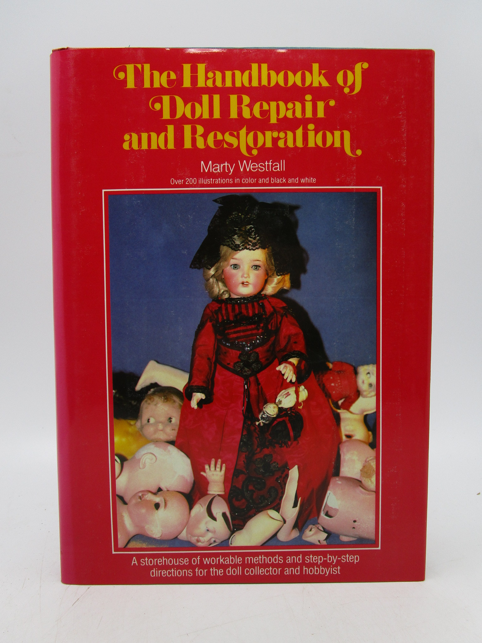 Image for The Handbook of Doll Repair and Restoration