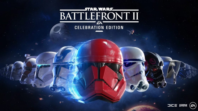 STAR WARS BATTLEFRONT II: Celebration Edition & THE RISE OF SKYWALKER Content Update Announced