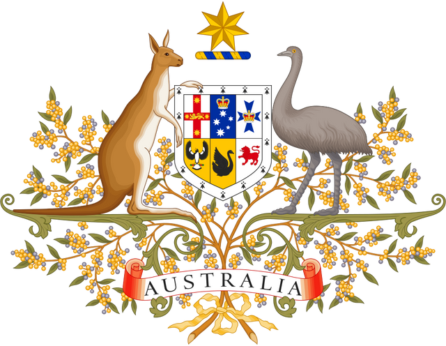 ¤ V2019 ¤ Topic Officiel - Page 7 1024px-Coat-of-Arms-of-Australia-svg