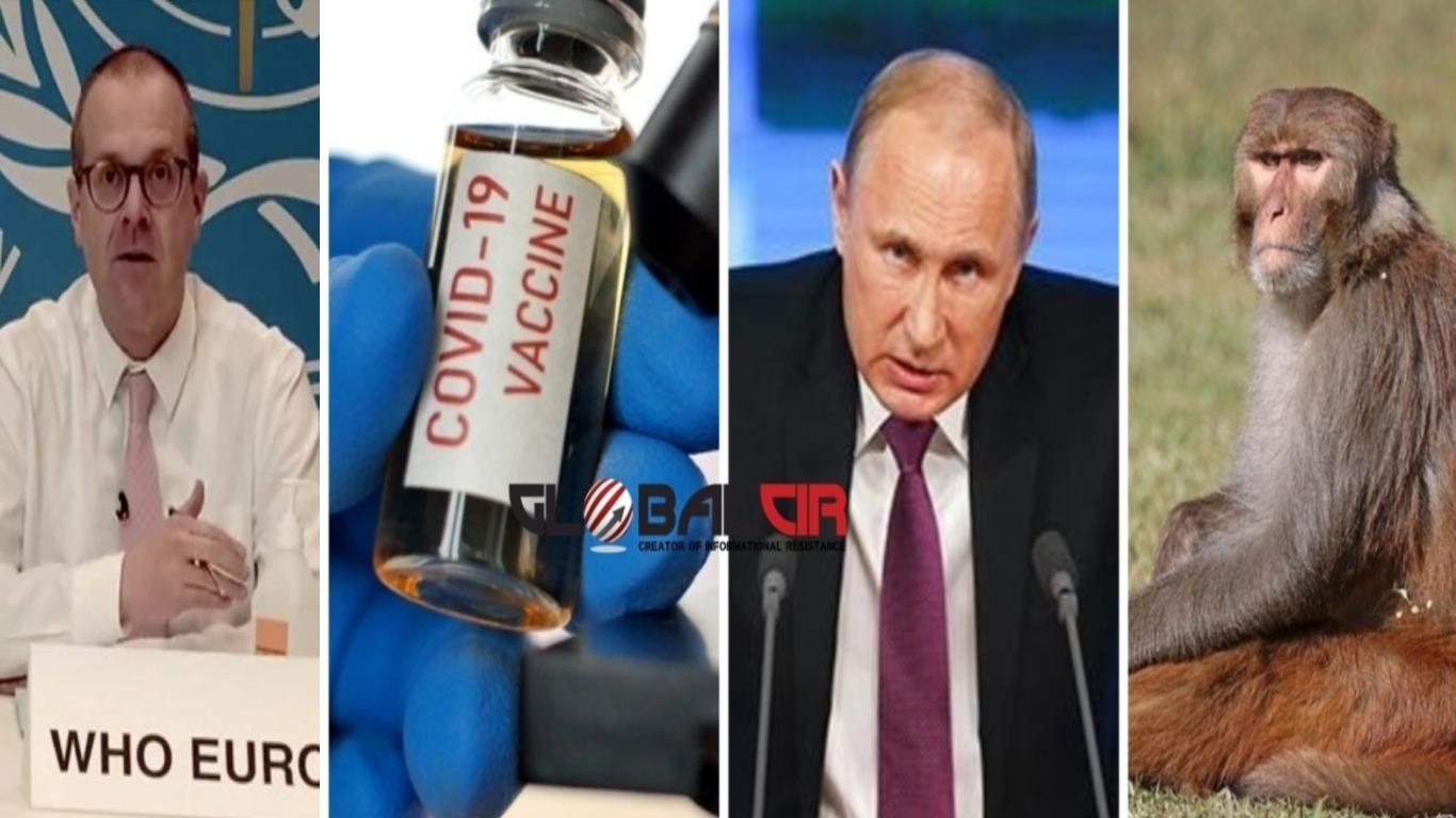 DIREKTOR WHO-a ZA EVROPU 'POLUPAO LONČIĆE'? 'Zahvaljujemo Rusiji za izvrstan napor za razvoj sigurne i efikasne vakcine'