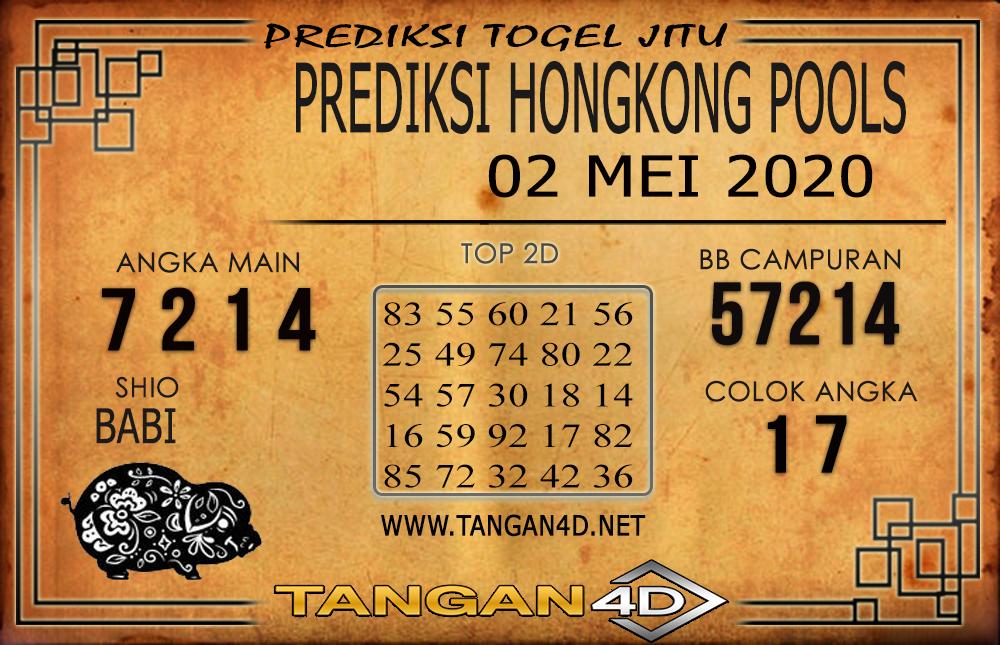 Prediksi Togel HONGKONG TANGAN4D 02 MEI 2020