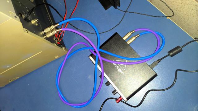 Resgatando um antigo system Aiwa, para uso como monitor/amplificador 5