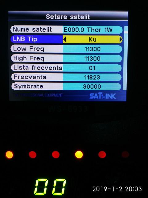 Satlink WS-6933 2