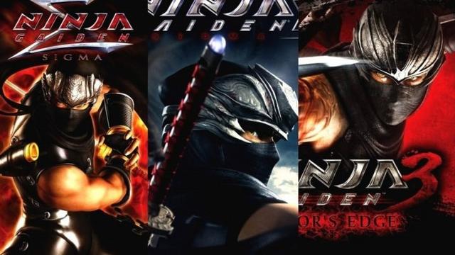 根據發行商GSE官網上的消息,《忍者外傳Σ 三部曲》將於2021年3月登陸PS4與Switch Image