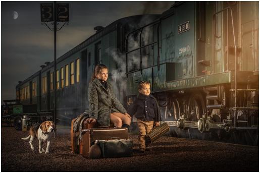 Last-Train-to-2020-creative-portrait-photography-2-Photographers-Paul-Gheyle-Jrgen-de-Witte