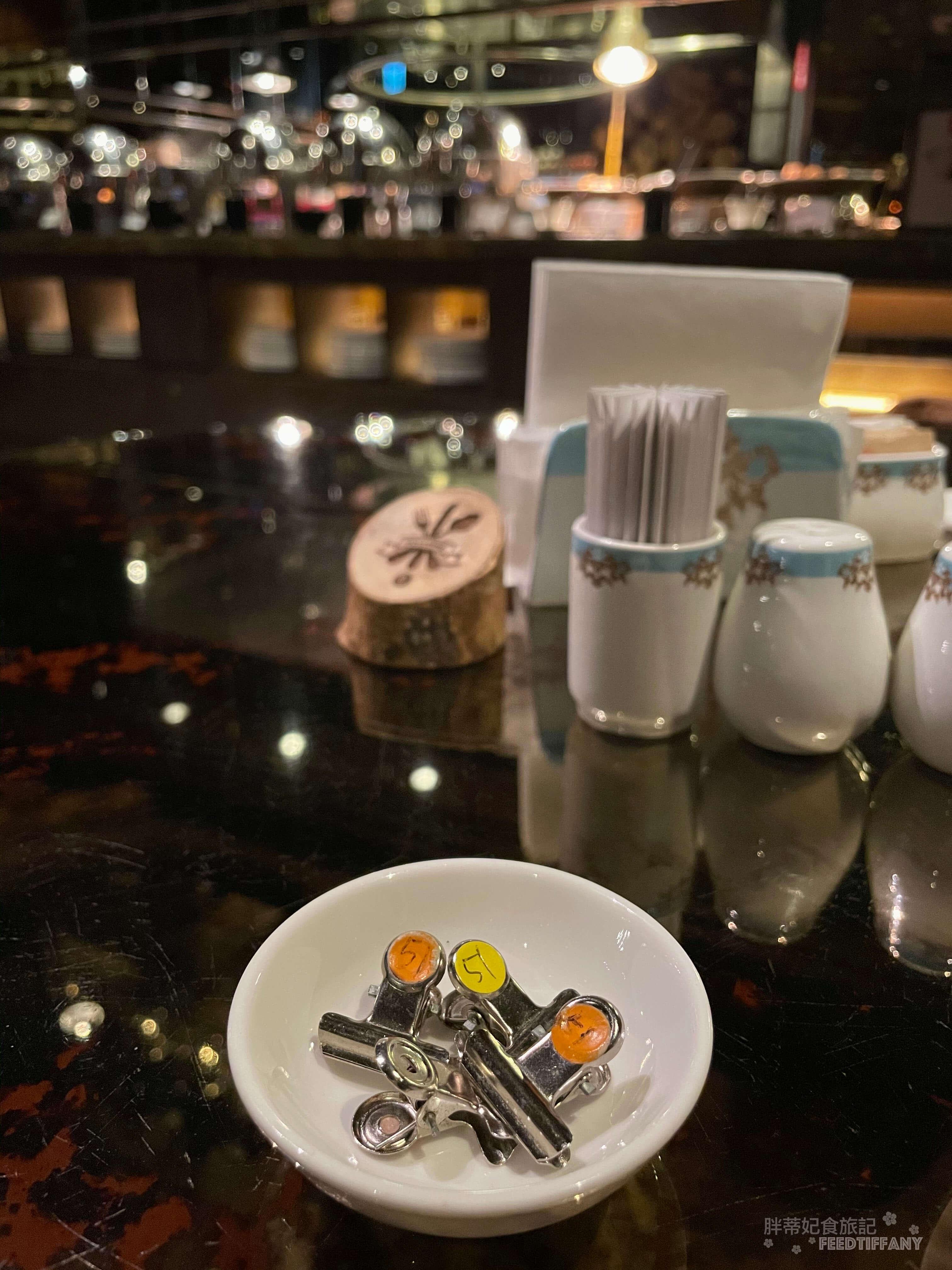 台北君品酒店 小夾子可供客人現點現做的鬆餅或歐姆蛋