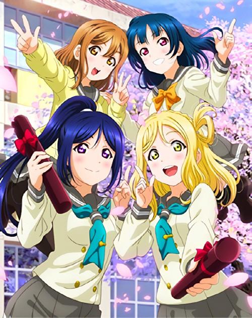 [Single] Love Live! Sunshine!! – Kiseki Hikaru