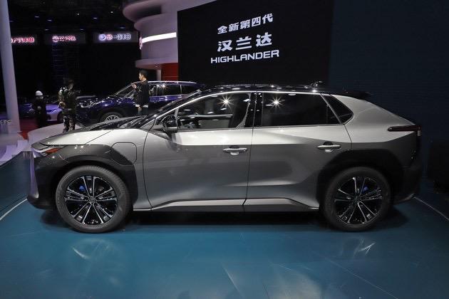 2021 - [Subaru] Solterra F2-CC0-CB0-1010-4-ED2-921-F-CCB5820-F2-F31
