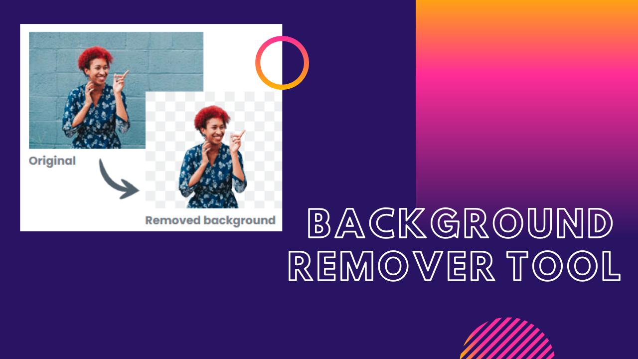 Remove background online