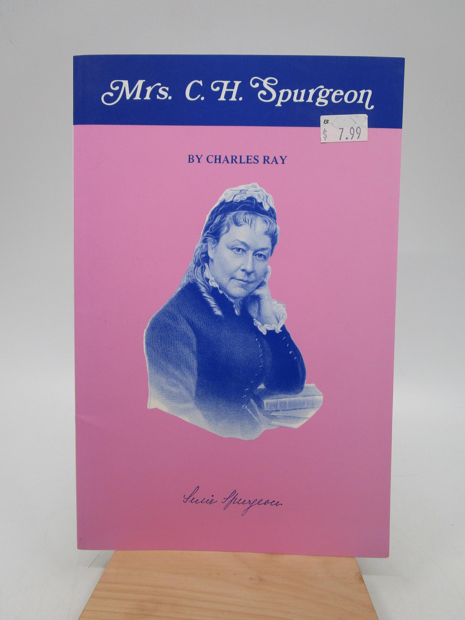 Image for Mrs. C. H. Spurgeon