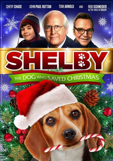 Shelby: The Dog Who Saved Christmas (2014) PL.AC3.DVDRip.XviD-GR4PE | Lektor PL