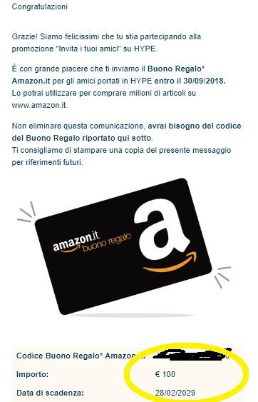 HYPE - € 10 DI CREDITO IN REGALO [promozione scaduta il 31/12/2019] - Pagina 3 2019-Feb28-Buono-Incasso100-Eu-1